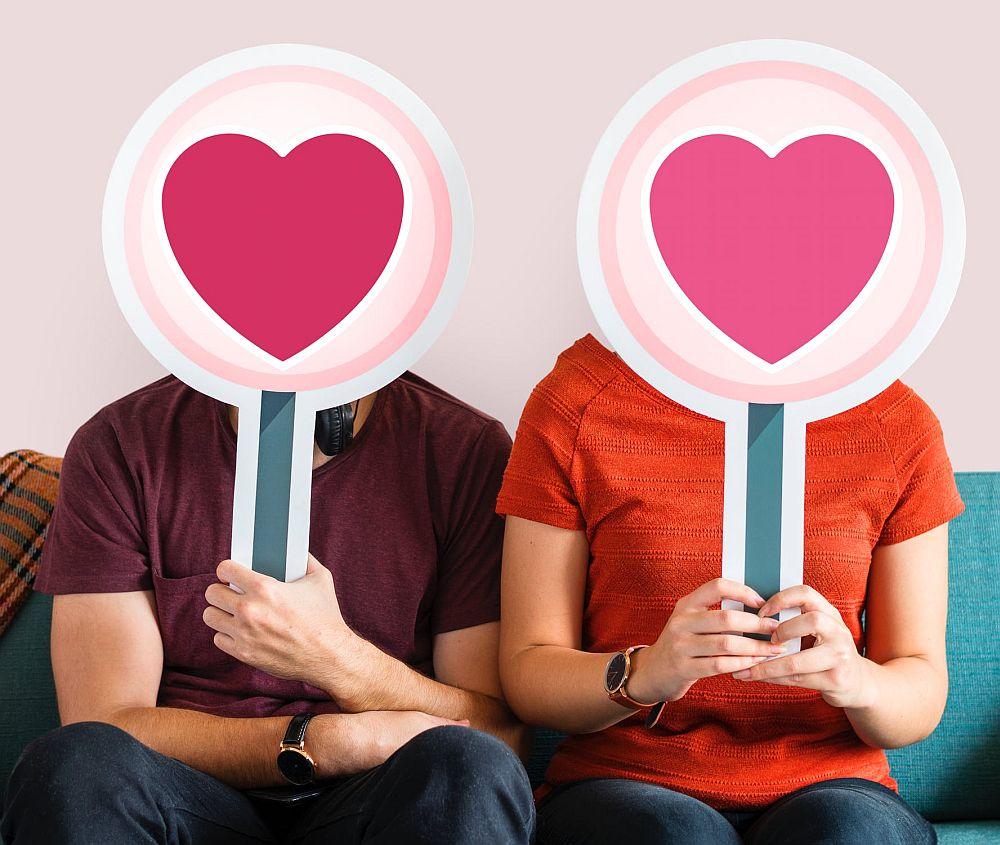 Eine Alibi Beziehung führen